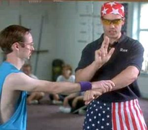 Rex Kwon Do in Napolean Dynamite