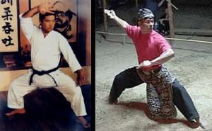 Shiko Dachi Comparison