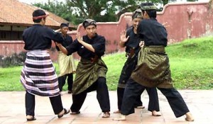 Silat - Malaysian Art of Self Defense