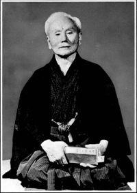 Gichin Funakoshi - Karate Ni Sente Nashi