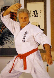 George Alexander of Matsumura Shorin Ryu Karate