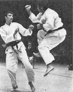 karate tournament clash