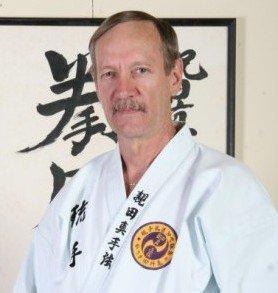 jim logue ryute karate oyata