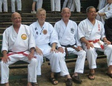 little okinawa karate gathering