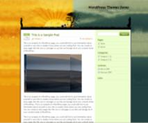 night and day wordpress theme