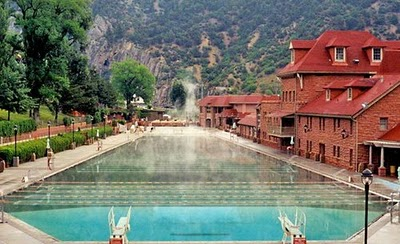 hot spring pool glenwood springs