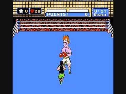 glass joe punchout