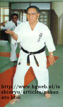 nakazato joen