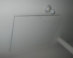 ceiling hatch