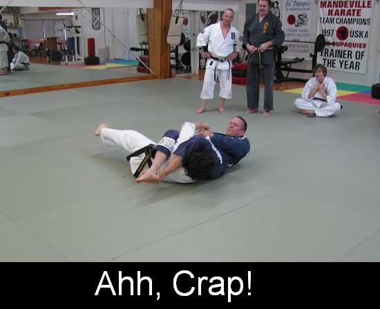 bjj armbar
