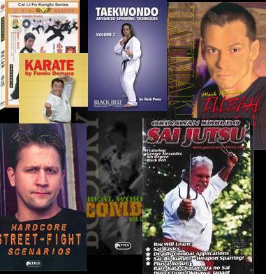 martial arts videos