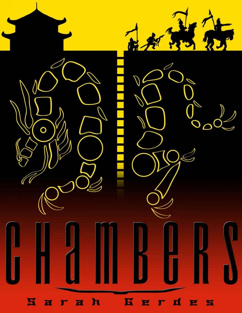 chambers martial arts novel