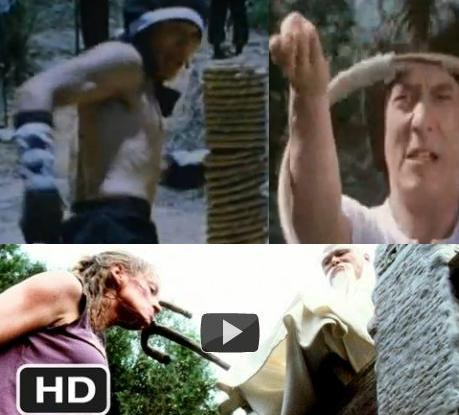 martial arts movie training sequence montage
