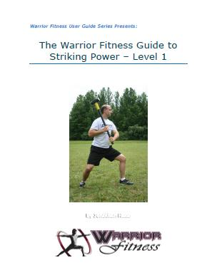 warrior fitness striking power