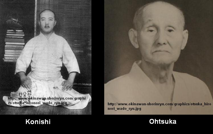 konishi Yasuhiro and Ohtsuka Hironori