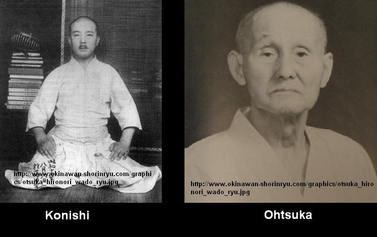 konishi Yasuhiro and Ohtsuka Hironori
