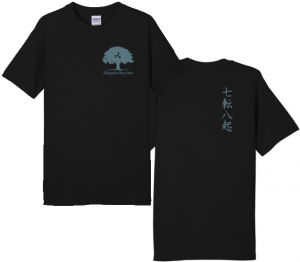 ikigaiway tshirt 7fall
