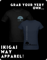 IkigaiWay Martial Arts Shirts