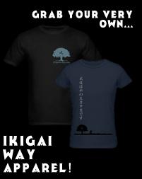 IkigaiWay Martial Arts Shirts