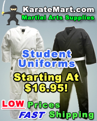 Karate Mart Martial Arts Supplies