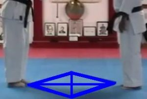 diamond stepping martial arts