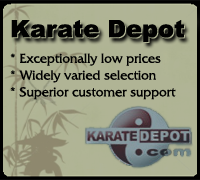 Karate Depot Interaction