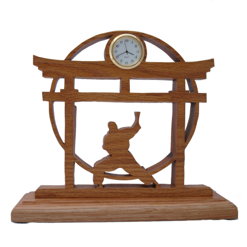 dojo clock