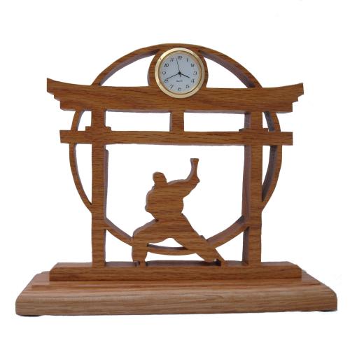 dojo clock