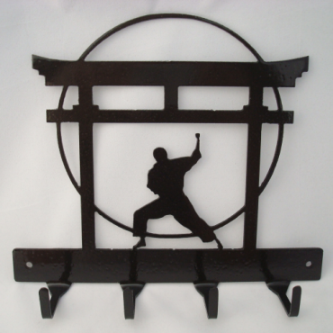 torii gate coat holder