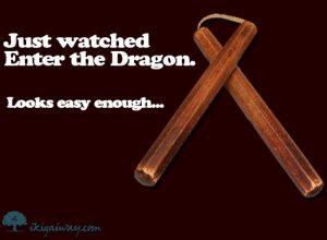 enter the dragon ecard