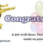 congrats martial arts ecard