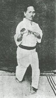 funakoshi gichin bassai