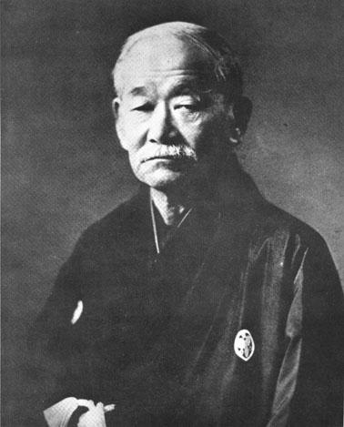 Kano Jigoro judo