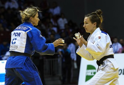 Interview: Marti Malloy, Olympic Judo Medalist