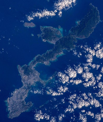 Preparing for my Maiden Voyage to Okinawa