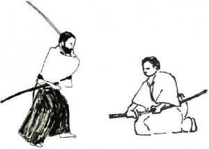 Two Sword Combatants