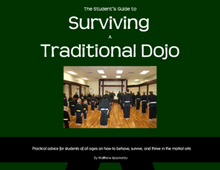 The Student's Guide to Surviving a Traditional Dojo