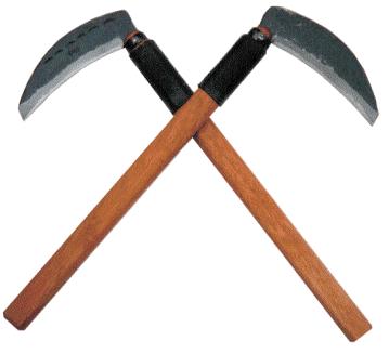 Kama - The Sickle of Okinawan Kobudo - Ikigai Way