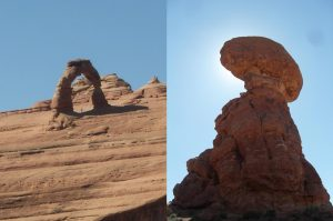Rock Forms at Arches