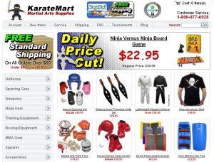 Welcome to New Site Partner Karatemart com!   Ikigai Way