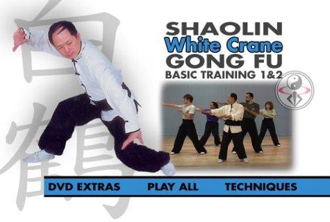 shaolin white crane dvd