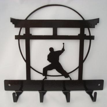 torii gate coat holder