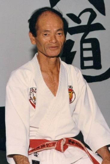 Odo Seikichi's Promotion to 10th Dan