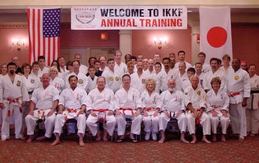 ikkf annual training