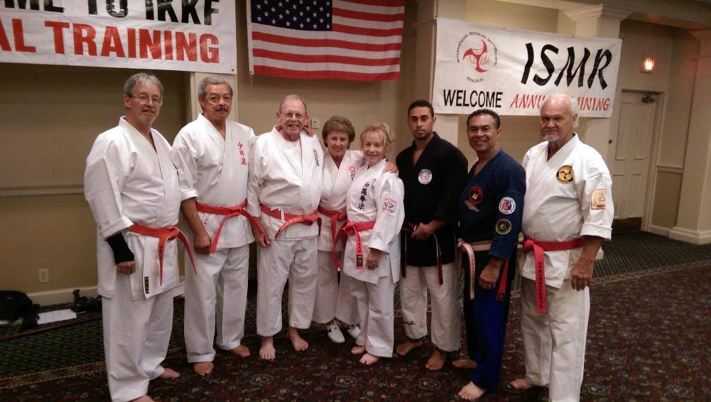 ikkf annual instructors