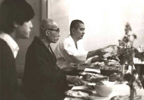 heshiki and osho