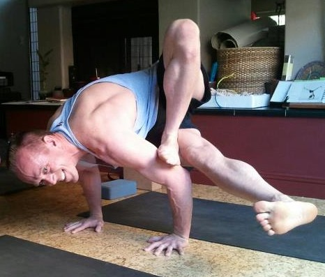 yoga for martial artists