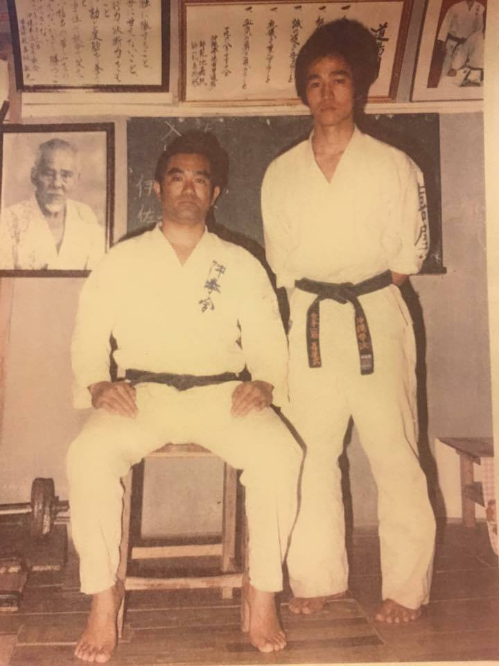 kina toshimitsu and kiyan toru