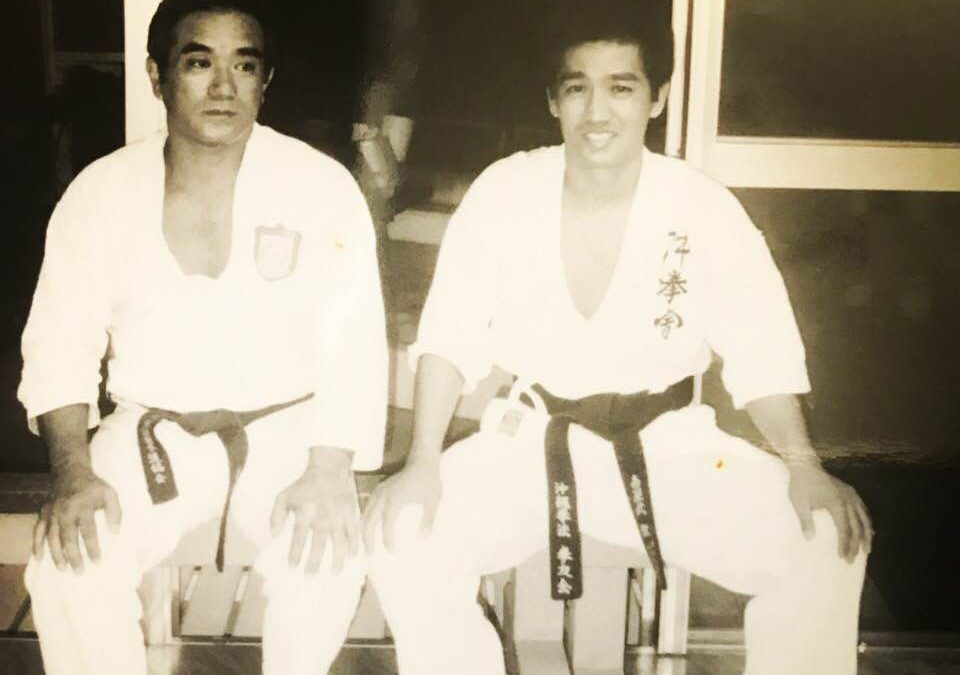 Interview: Kiyan Toru, Okinawa Kenpo Karatedo