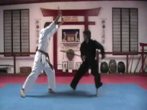 Bo Acceleration during Sparring